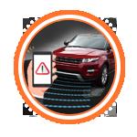 Alerts regarding Road Conditions