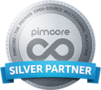 PIMCORE Silver Partner Badge