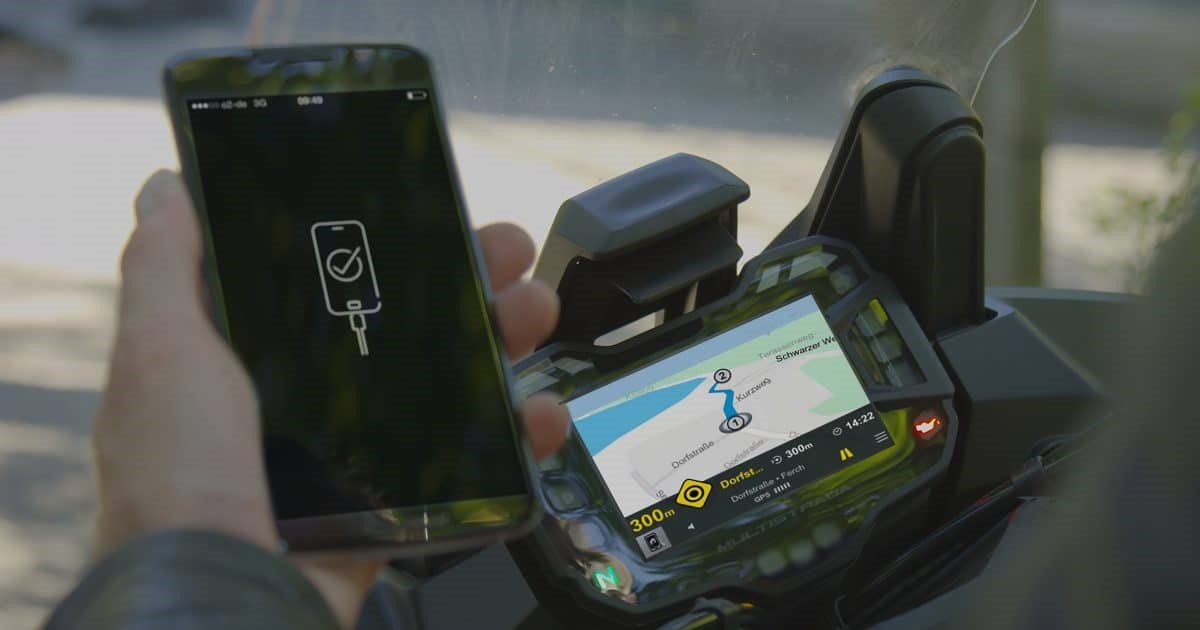 Two-wheeler infotainment solution
